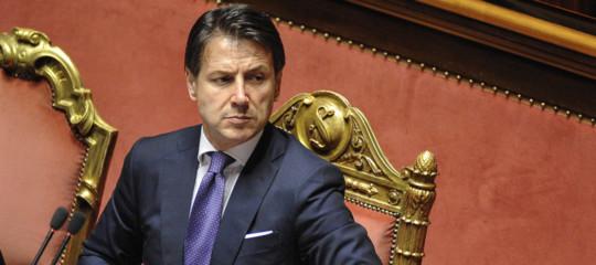 Dl dignità: Conte, daConfindustriatoni allarmistici impropri
