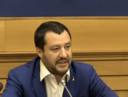 "Salvini: ""Bene Ong tornata in Spagna ci rimanga a lungo"""