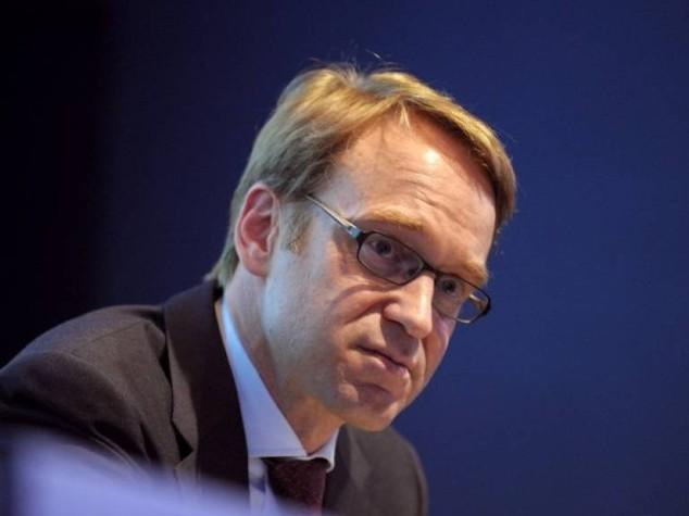 """Grecia: Weidmann, """"Il contagio e' possibile"""". """"Italia e euro non sono in pericolo"""""""