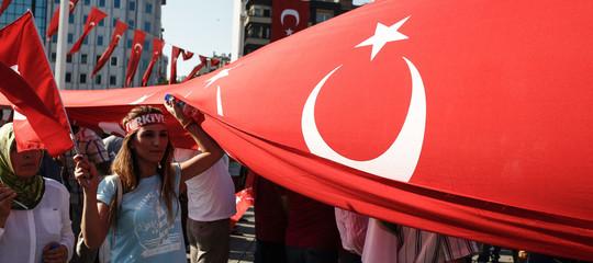 turchia fine stato emergenza repressione