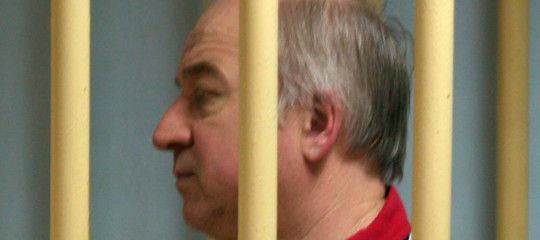 Londra ha identificato la coppia che ha avvelenato gliSkripal