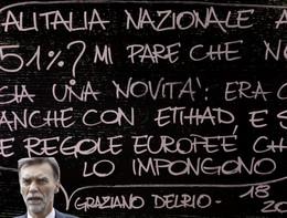 Cosa si intende per italianità diAlitalia?Fact-Checkingalla lavagna