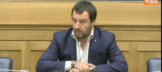 Salvini: mai minacciato Boeri, se vuol fare politica si candidi