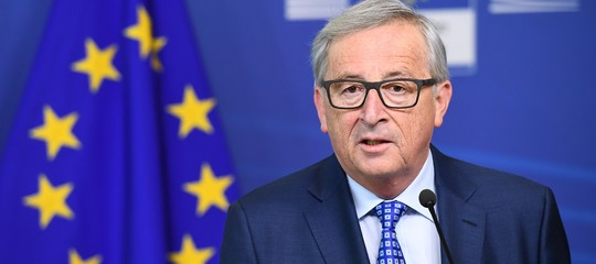 """Juncker: """"Populismo fenomeno inquietante e pericoloso"""""""