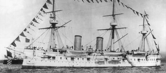 relitto vascello russo oro