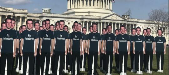 mark zuckerbergcongratulazioni donald trump
