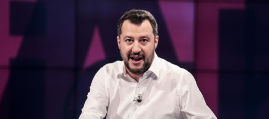 matteo salvini intervista washington post