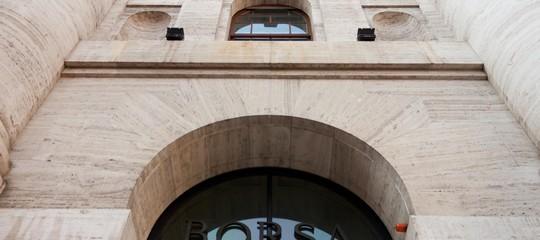 Borse europee aprono in calo sulla scia diWallStreet, Milano -0,62%