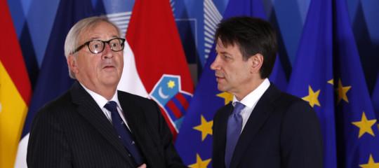 Conte: bene Juncker sui migranti, altro importante passo avanti