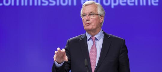 Barnier, prima di dicembre constateremo che nonc'è accordo sulla Brexit