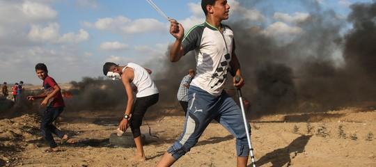 israele striscia di gaza guerra