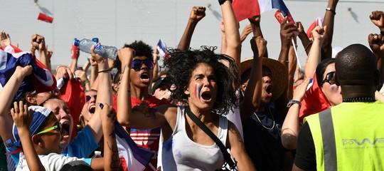 francia campione mondo terremoto