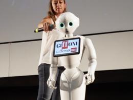Un giurato robot per ilGiffoniFilm Festival