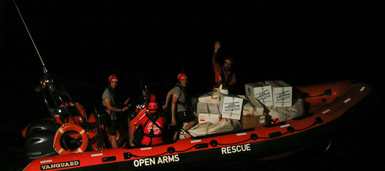 Migranti: Open Arms denuncia Libia e Italia, omicidio colposo