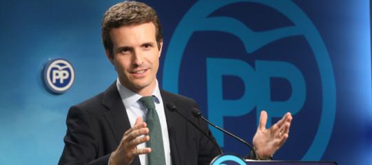 Spagna: Pablo Casado è il nuovo presidente Pp, succede a Rajoy