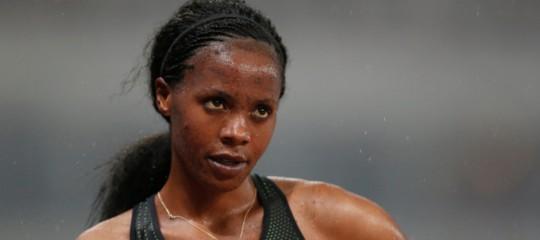 Atletica: la kenyana Chepkoech nuovo record mondiale 3.000 siepi