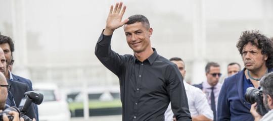 CristianoRonaldoha lasciato una mancia da20milaeuro al personale di unresortgreco