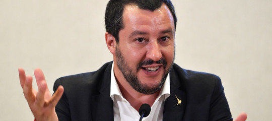 """Salvini su Open Arms, """"Contrordine compagni!"""""""