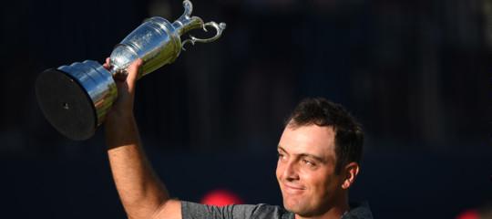 Molinarivince l'OpenChampionshipe diventa il più grande golfista italiano di sempre
