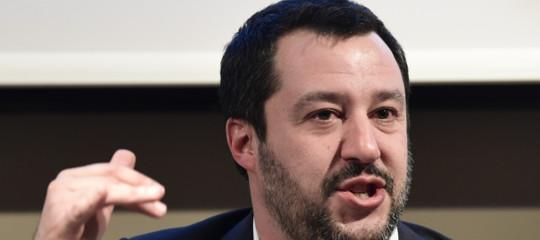 Salvini promette il taglio delle tasse in autunno.Checchène dica Bruxelles