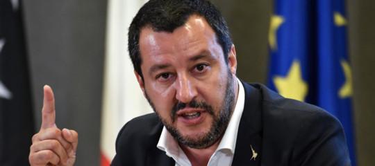 Governo, Salvini: pronti a superare vincoli Ue, manovra sia coraggiosa