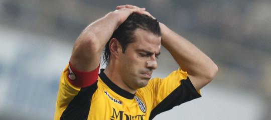 Calcio: il Parma resta in A ma partiràda -5; per Calaiò2 anni di squalifica