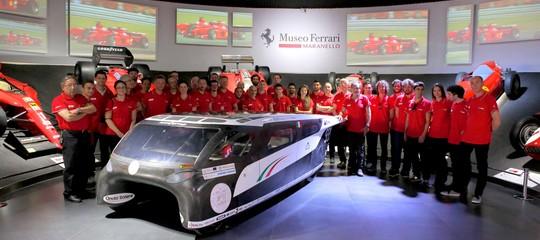 auto solare italiana vince solar challenge