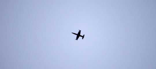 Israele abbatte jet siriano penetrato nel suo spazio aereo
