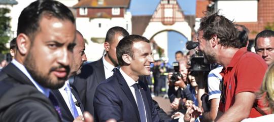 Francia: Benalla, Les Republicains annunciano mozione censura
