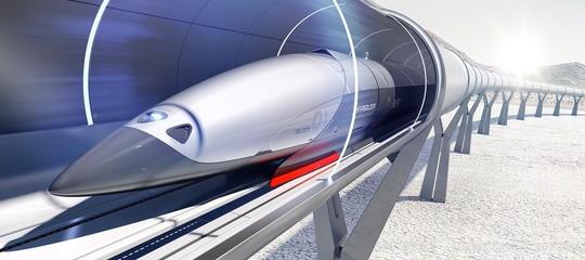 hyperloop treno iperveloce