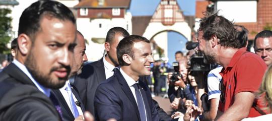 Francia: Macron, su Benalla sono io l'unico responsabile
