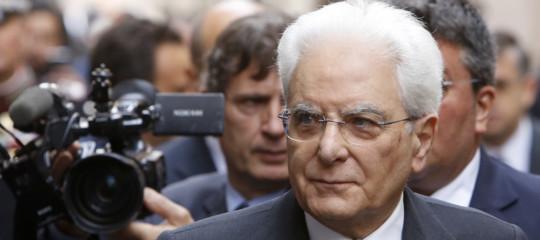 """Dl terremoto: Mattarella firma legge ma con rilievi, """"ci sono criticità"""""""