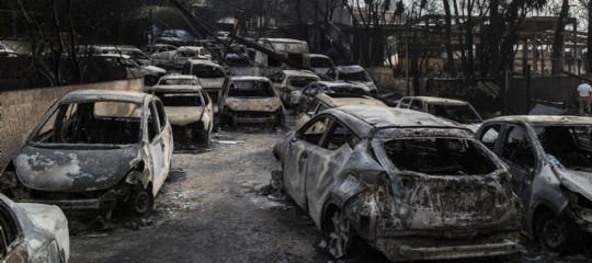 Grecia: salito a 79 numero vittime degli incendi