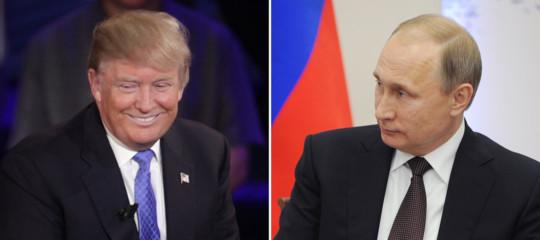 Usa-Russia: Casa Bianca, nuovo incontro Trump-Putin non prima del 2019