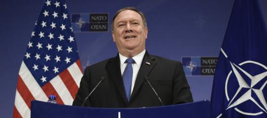 Usa-Russia: Pompeo, lavoreròcon Congresso per nuove sanzioni a Mosca