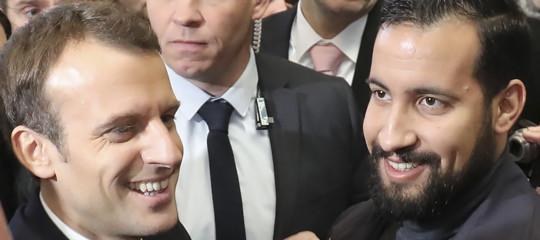 """Benalla: """"Hofatto una grande sciocchezza ma non tradito Macron"""""""