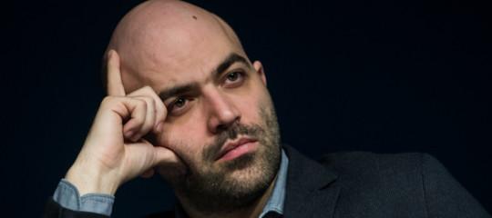 Diffamazione: indagato Saviano dopo querela Salvini