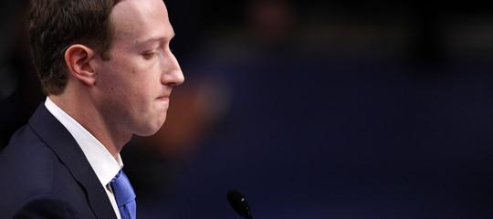 facebook perdite crollo borsa