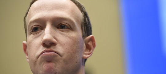 mark zuckerberg cambiare facebook