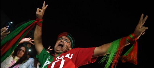 elezioni palistan imrankhan