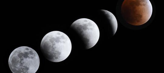 Ripassiamo: cosa succede esattamente durante un'eclissi di Luna