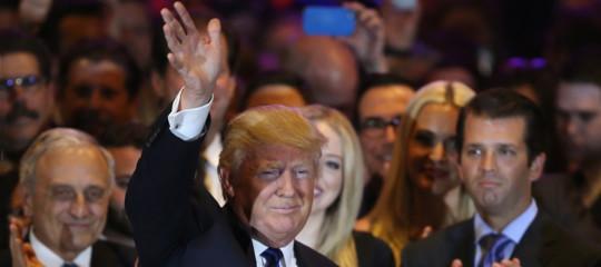 """Usa: Pil accelera al 4,1%, Trump """"un miracolo, andremo molto più in alto"""""""