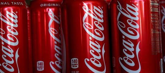 Usa: laCoca Cola costerà più cara per i dazi diTrump