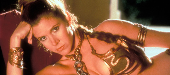 Carrie FisherStar Wars9