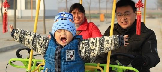 In Cina la politica dei due figli per coppia finora è un fallimento