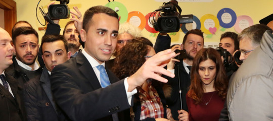 Di Maio difendeFoa: è un giornalista libero e 'sovranità' è una bella parola