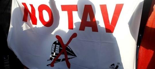 No Tav: un migliaio di manifestanti a ridosso del cantiere