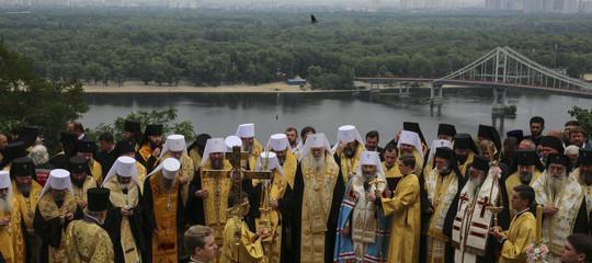 Il presidente ucraino ritiene la Chiesa ortodossa una minaccia