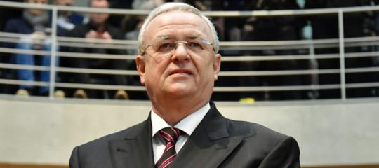 Germania: indagato per evasione fiscale Winterkorn ex ad di Volkswagen