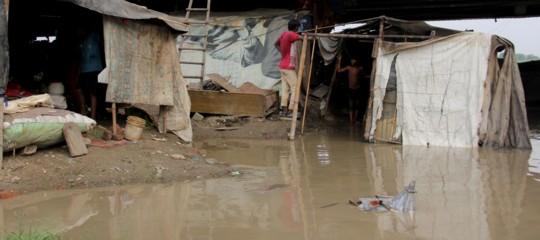 India: almeno 49 morti per piogge e inondazioninel nord
